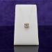 .925 Pink Tourmaline Oregon Sunstone Pendant w/1mm Rolo Chain