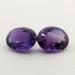 African Amethyst 7.14 ctw 11x9mm Oval Gemstones