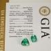 GIA Natural Rare Prismatine Gemstones 3.62ctw G1374233P