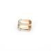 Natural BiColor Tourmaline Emerald Cut Gemstone 7.31ct