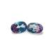 Mystic Topaz Color Enhanced Pair of Oval Gemstones