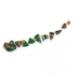Lightning Ridge Australian Black Opal 10 Piece Designer Gemstone Suite