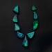 Miner Direct Black Opal Lightning Ridge 9pc Designers Gemstone Set